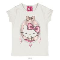 Imagem - Blusa Infantil Feminina Hello Kitty 0801.87307  - 051571