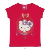 Imagem - Blusa Infantil Feminina Hello Kitty 0801.87307  - 051570