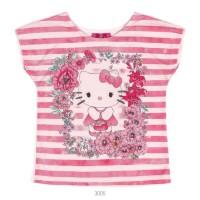 Imagem - Blusa Infantil Feminina Hello Kitty Estampada 0801.87295  - 051564