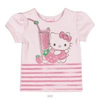 Imagem - Blusa Infantil Feminina Hello Kitty Estampada 0850.87267  - 051090