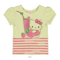 Imagem - Blusa Infantil Feminina Hello Kitty Estampada 0850.87267  - 051089