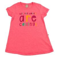 Imagem - Blusa Infantil Feminina Hering Kids 5cd0au310  - 052954