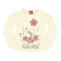 Imagem - Blusa Infantil Hello Kitty 0802.87167  - 048017