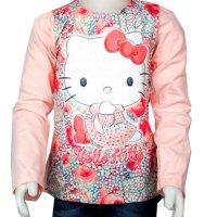 Imagem - Blusa Infantil Hello Kitty Manga Longa 0802.87154  - 048948