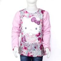 Imagem - Blusa Infantil Hello Kitty Manga Longa 0802.87154  - 048933