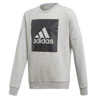 Imagem - Moletom Infantil Adidas Logo Crew  - 057697