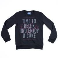 Imagem - Moletom Coca-Cola Masculino 041.32.00244  - 047986