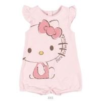 Imagem - Body Bebê Menina Hello Kitty Suedine 0850.87254  - 051082