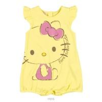 Imagem - Body Bebê Menina Hello Kitty Suedine 0850.87254  - 051081