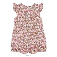 Imagem - Body Bebê Menina Hello Kitty Suedine 0850.87254  - 051083