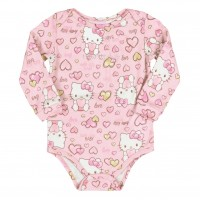 Imagem - Body Feminino Hello Kitty 0851.87090  - 048163