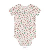 Imagem - Body Infantil Bebê Hello Kitty Suedine Estampado 0851.87252  - 051558