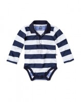 Imagem - Body Infantil Bebê Menino Hering Kids 58681z00  - 054411