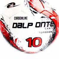 Imagem - Bola Futebol De Campo Dalponte 10 Carbonline 0122  - 055383