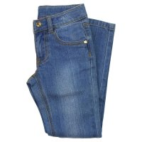 Imagem - Calça Jeans Infantil Hello Kitty 0360.86266  - 036827