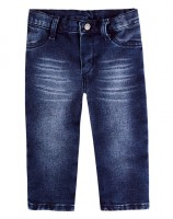 Imagem - Calça Jeans Infantil Masculina Hering Kids C1fcjekuk  - 050283