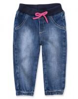 Imagem - Calça Jeans Jogger Infantil Hering Kids C5avjelus  - 054280
