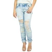 Imagem - Calça Jeans Ellus Second Floor Boy Slim 19sa470 - 053445