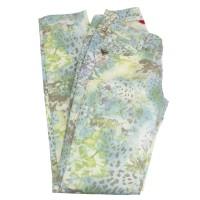 Imagem - Calça Jeans Feminina Rock Six Estampada 75615  - 038665