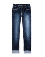 Imagem - Calça Jeans Infantil Feminina Hering Kids Skinny C5a6jek7i  - 050310