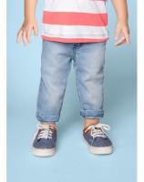 Imagem - Calça Jeans Infantil Hering Kids Bebê Masculina C1f6jeknf  - 050008