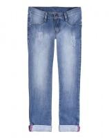Imagem - Calça Jeans Infantil Hering Kids Skinny C59d2vjly - 044108