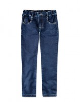 Imagem - Calça Jeans Infantil Masculina Hering Kids C1f4jeklw  - 049555