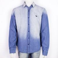 Imagem - Camisa Jeans Acostamento Manga Longa 68101039  - 046468