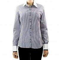 Imagem - Camisa Feminina Maria Eugenia Executiva Fio 80 F180  - 033679
