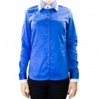 Imagem - Camisa Feminina Maria Eugenia Executiva Fio 80 F324 - 034880