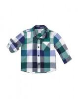 Imagem - Camisa Xadrez Infantil Hering Kids C22qeneghw  - 054379