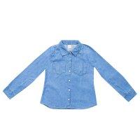Imagem - Camisa Jeans Infantil Hering Kids  - 055661