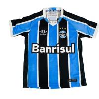 Imagem - Camisa Infantil Umbro Grêmio Of 2016 Junior 649107  - 050870