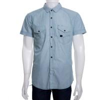 Imagem - Camisa Masculina Dixie Manga Curta Fio Tinto 15.01.0631  - 049633