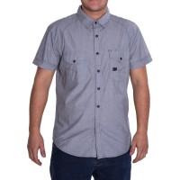 Imagem - Camisa Masculina Dixie Manga Curta Fio Tinto 15.01.0631  - 039043