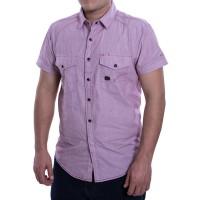 Imagem - Camisa Masculina Dixie Manga Curta Fio Tinto 15.01.0631  - 049634
