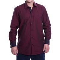 Imagem - Camisa Masculina Luiz Eugenio Slim Comfort Fio 60 4062  - 043557