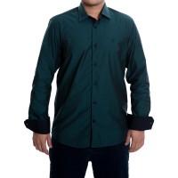 Imagem - Camisa Masculina Luiz Eugenio Slim Comfort Fio 60 4062  - 043558