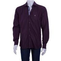 Imagem - Camisa Masculina Porto & CO Slim Fit Manga Longa P020  - 038397