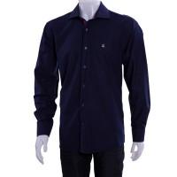Imagem - Camisa Masculina Porto & CO Slim Fit Manga Longa P020  - 038395