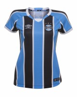 Imagem - Camisa Oficial Umbro Grêmio Of 2016 Feminina 649104  - 051827