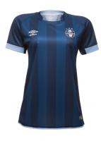 Imagem - Camisa Oficial Feminina Umbro Grêmio 2017/18  - 057758