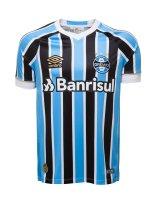 Imagem - Camisa Oficial Masculina Umbro Grêmio OF 1 2018  - 057402