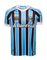 Imagem - Camisa Oficial Masculina Umbro Grêmio 2018 Torcedor  - 057757