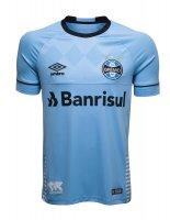 Imagem - Camisa Oficial Masculina Umbro Grêmio Charrua 2018  - 057942