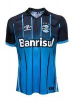 Imagem - Camisa Oficial Umbro Grêmio OF 2016 Juvenil 696182  - 051829