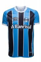 Imagem - Camisa Oficial Umbro Grêmio OF 2017 Torcedor 715759  - 055211