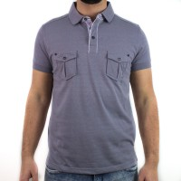 Imagem - Camisa Polo Masculina Gangster 29.03.0161  - 038653