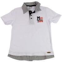 Imagem - Camisa Polo Infantil Masculina Hering Kids 5397au810  - 051603