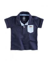 Imagem - Camisa Polo Infantil Masculina Hering Kids 5399au807  - 051452